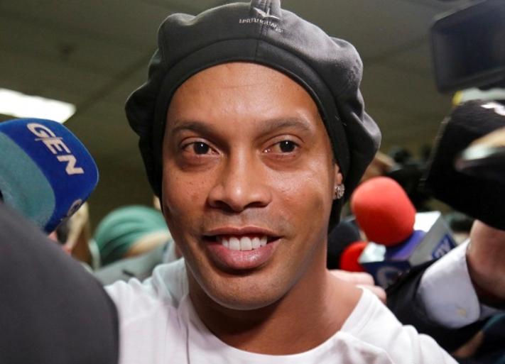 Ronaldinho Gaúcho revela que dio positivo a coronavirus