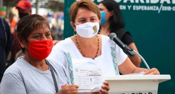 200 comerciantes dejarán la informalidad con dos tianguis: Laura Beristain