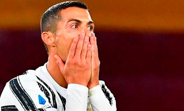 Cristiano Ronaldo vuelve a dar positivo a Covid-19