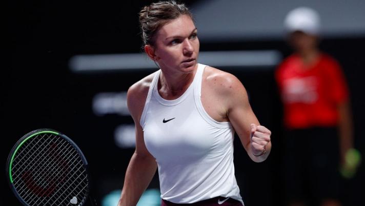 Simona Halep clasifica a octavos de final en Roland Garros