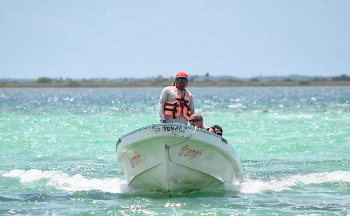 """Náuticos de Cancún """"nadan contra la corriente"""", debido a la pandemia"""