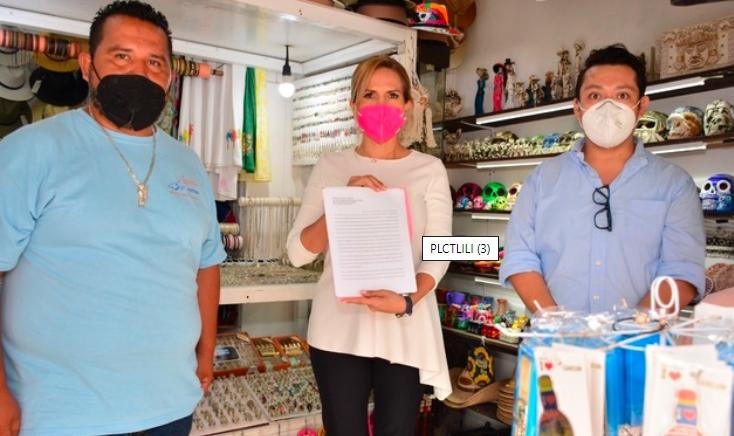 Reúnen Firmas para Presionar la Conclusión de los Trabajos en la Quinta Avenida
