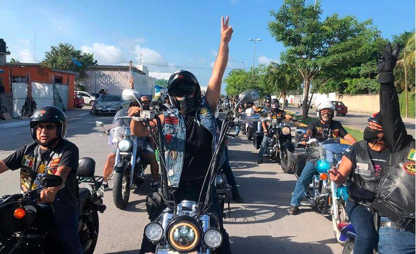 Playa del Carmen: Motociclistas Solidarios piden más ayuda para niños con cáncer