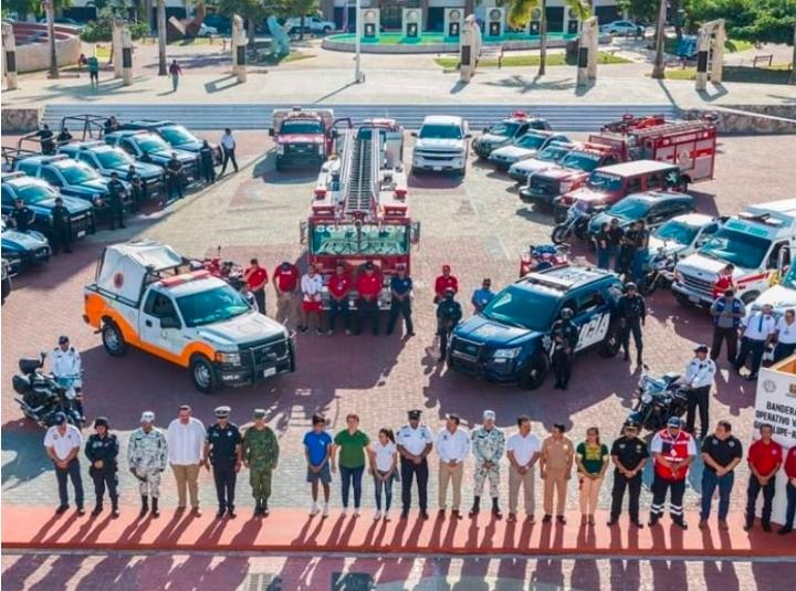 Preparan operativo Guadalupe-Reyes en Playa del Carmen