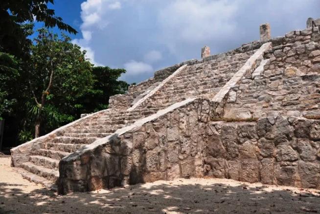 """Inaccesible la entrada a zona arqueológica """"San Miguelito"""" tras el paso de """"Delta"""""""