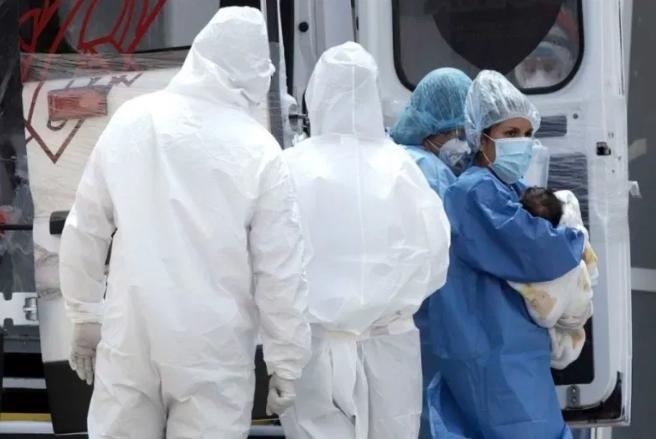 CRECEN LA CIFRAS: México con 650 muertos y 7 mil 497 contagiados por COVID-19