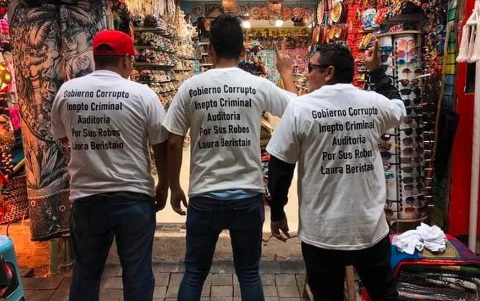 Rodeada por la Opacidad, Boletines Falsos y Repudio Empresarial, Laura Beristaín Aspira a la Reelección