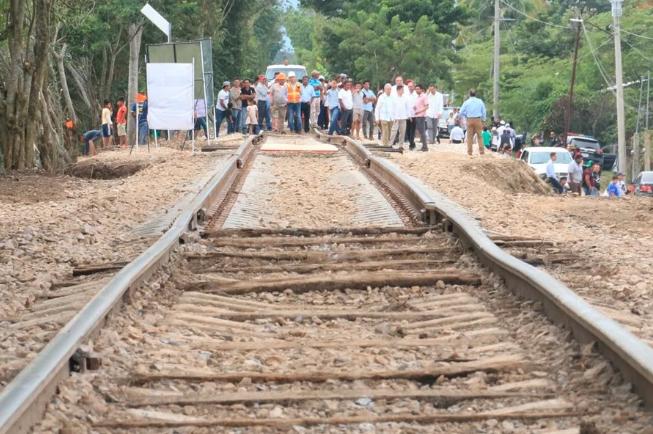 Asimex gana licitación para suministrar rieles en tramo 1 del Tren Maya