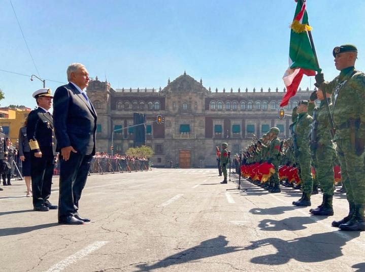Aniversario de la revolución será también reconocimiento a fuerzas armadas