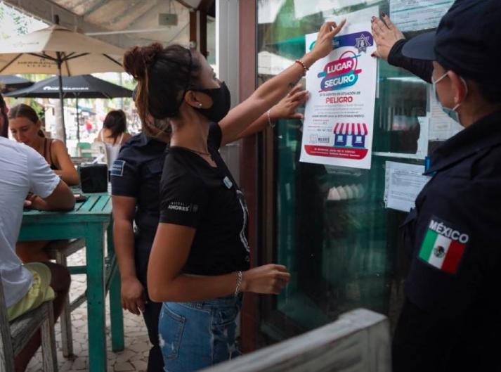 Quintana Roo reporta en tres días cerca de 170 nuevos casos positivos al COVID-19