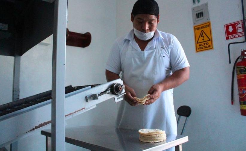 Playa del Carmen: Planean no aumentar el precio de la tortilla en Quintana Roo
