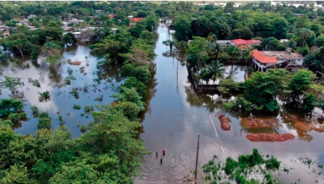 Abrirán dos centros de acopio en Playa del Carmen para damnificados en Tabasco