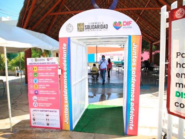 Solidaridad abre centros de acopio en apoyo a los damnificados en Tabasco