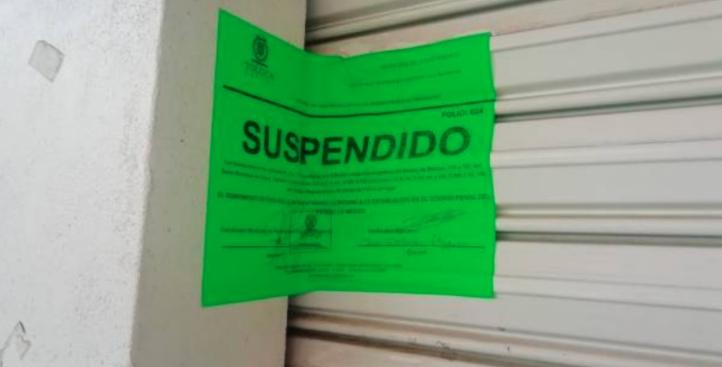Suspenden 8 fiestas masivas en Playa del Carmen