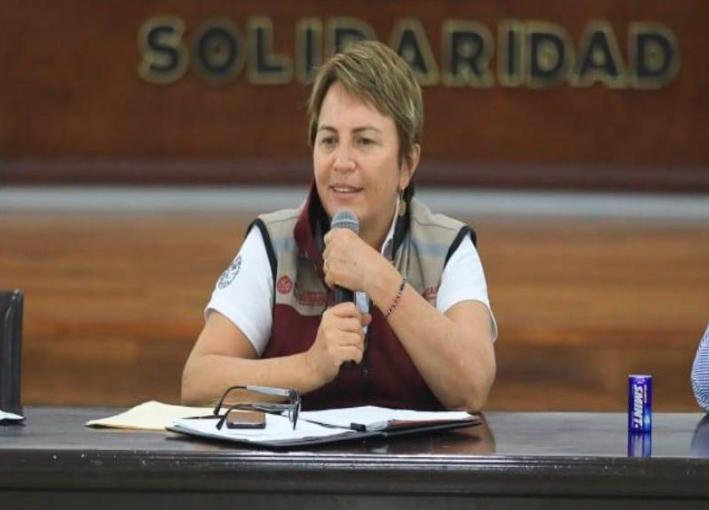 Agradecen empresarios el diálogo con Laura Beristain
