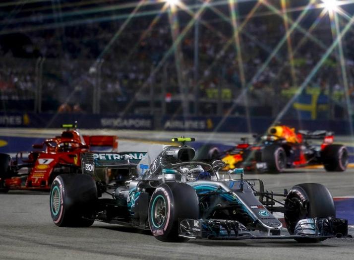 F1 llega a Arabia Saudita; tendrá un Gran Premio en 2021