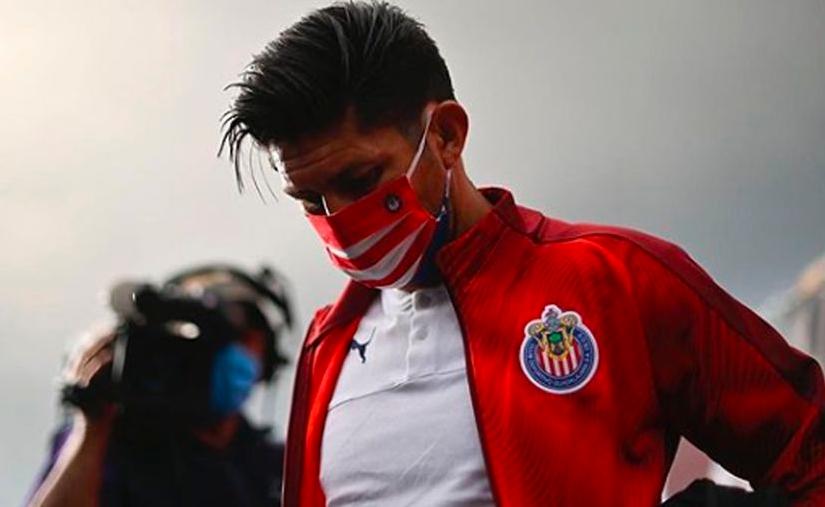 Fútbol: Vive Oribe Peralta frustración por indisciplinas en Chivas