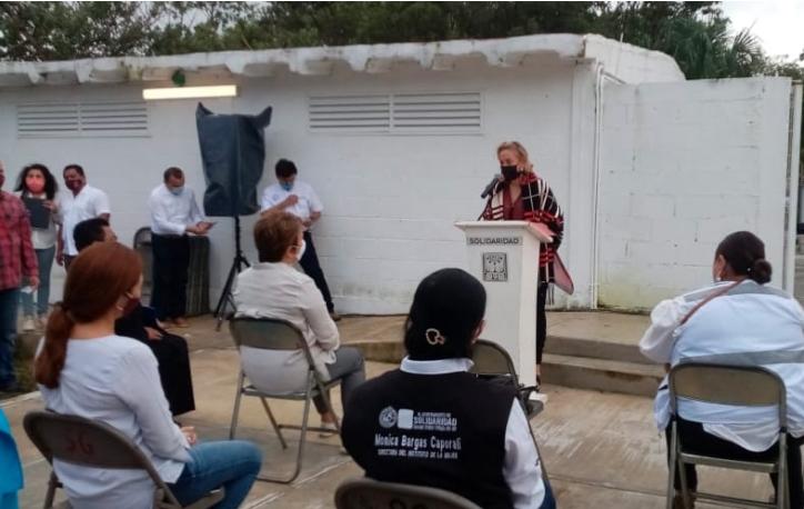 El IQM contribuye para tener espacios dignos para mujeres migrantes