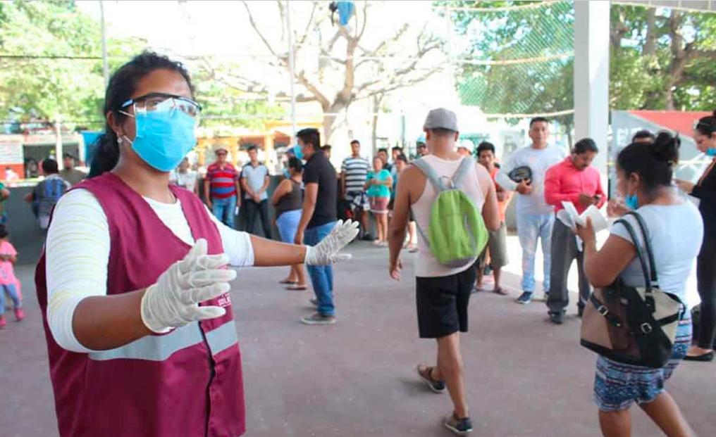 Ayuntamiento apoyará en tomas de muestras rápidas de Covid en Playa del Carmen