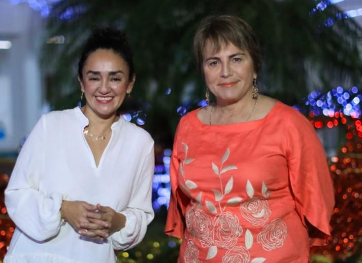 """""""Contra viento y marea, pandemia y huracanes seguimos en pie de lucha"""": Laura Beristain"""