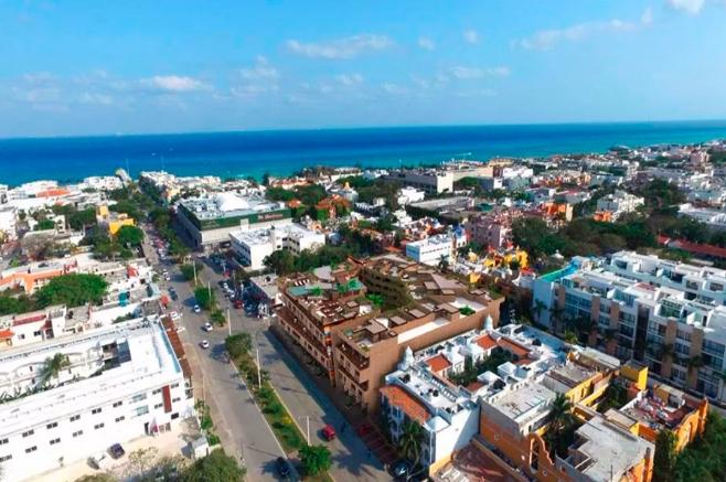 """""""Escépticos y nada optimistas"""" hoteleros de la Riviera Maya; situación de COVID en EU detendrá llegada de turistas, aseguran"""