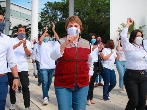 ¡Jóvenes por el porvenir en Solidaridad!