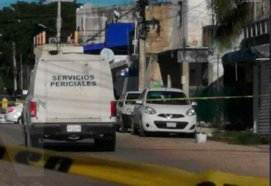 Playa del Carmen: Abandonan cadáver de una mujer en un carrito de súper