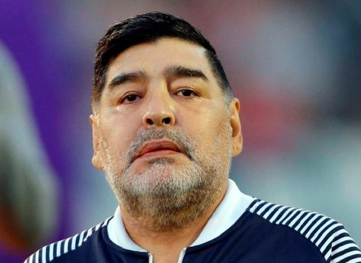 Ordenan conservar cuerpo de Maradona para prueba de paternidad