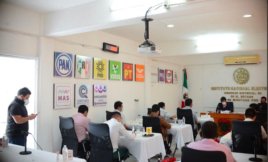 'Chiquipartidos' políticos costarán más de $10 millones a Quintana Roo