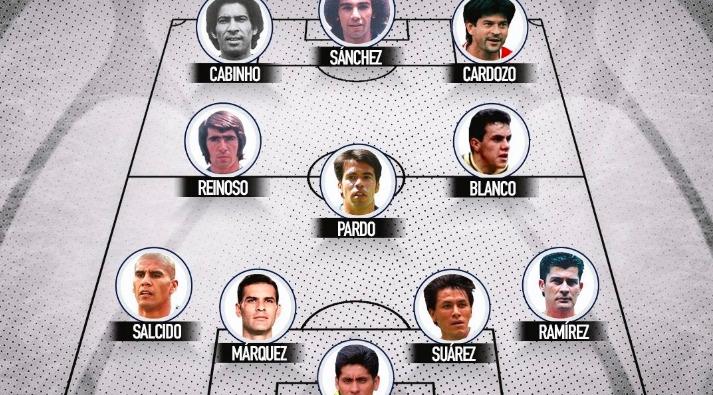 Conoce el Dream Team de la Liga MX, según la afición