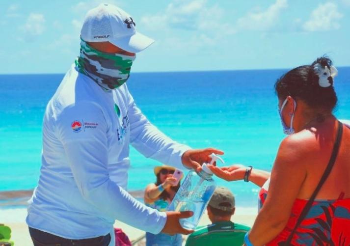 Quintana Roo con repunte de casos de coronavirus
