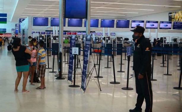 Aeropuerto Internacional de Cancún alcanza nuevo récord en operaciones