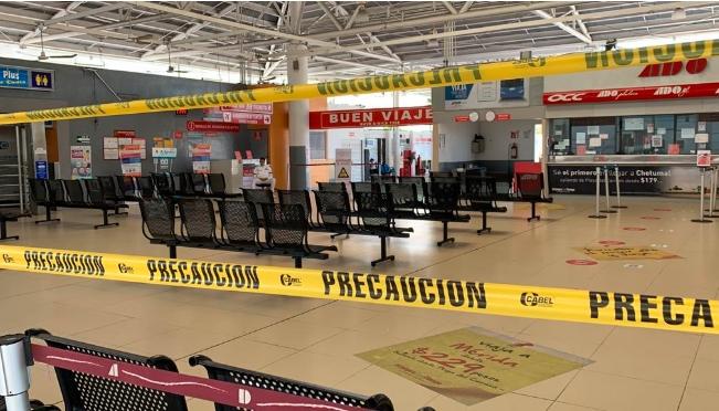LUEGO DE 8 MESES: Terminal de autobuses reanudará sus servicios en Playa del Carmen; aunque podría ser temporal, advierten