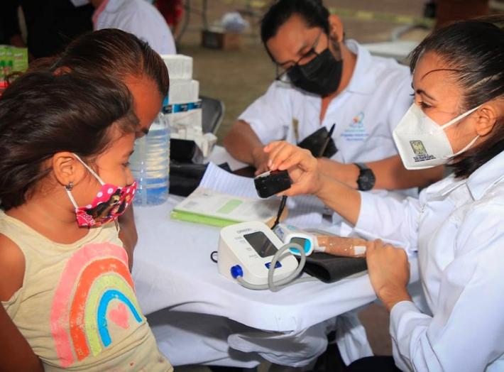 Proteger al personal médico, una prioridad en Solidaridad
