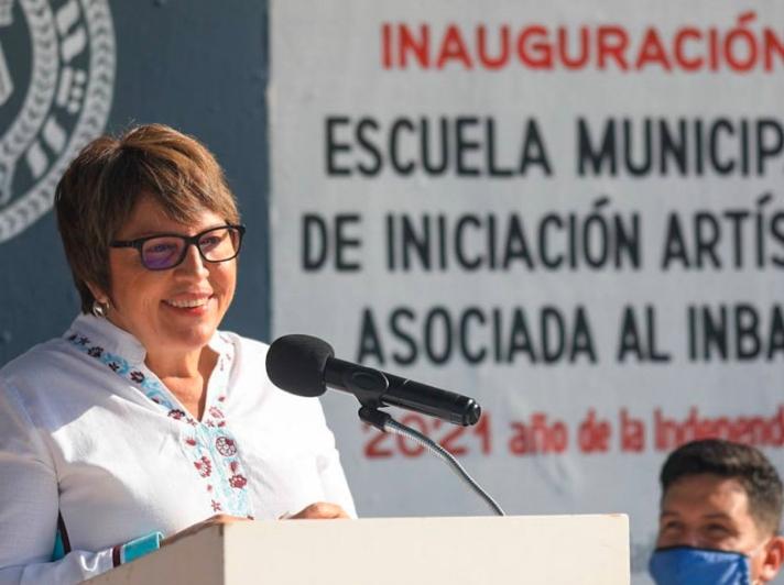 Realizan obras de alto impacto social en Solidaridad