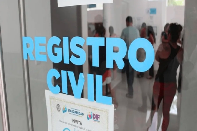Disminuyen matrimonios, divorcios y registro de nacimientos por confinamiento en Playa del Carmen