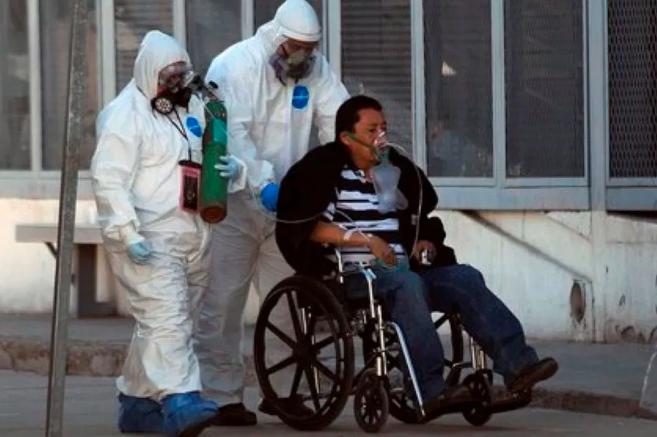 SIGUE SUMANDO: Registran 7,165 casos positivos y 1,743 fallecimientos por COVID-19 en México