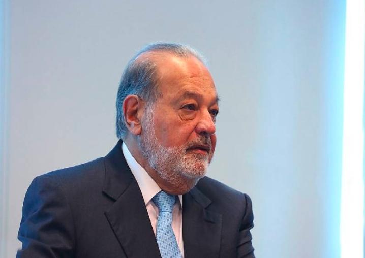 Carlos Slim es atendido en sala VIP del hospital de nutrición