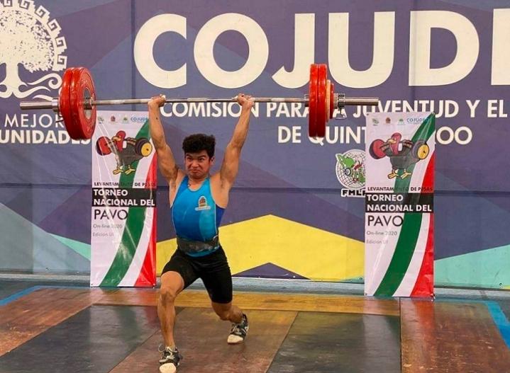 Pesistas de Quintana Roo buscan lugar en Panamericanos de Colombia