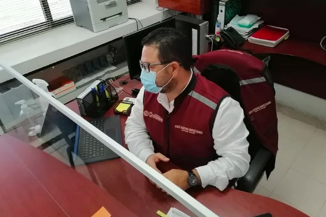 Aún no concluye Óscar Pérez, ex titular de Transporte de Playa del Carmen procedimiento de entrega de recepción