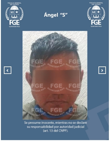 """Obtiene FGE vinculación a proceso para Eduardo """"R"""" y Ángel """"S"""" por el delito de robo"""