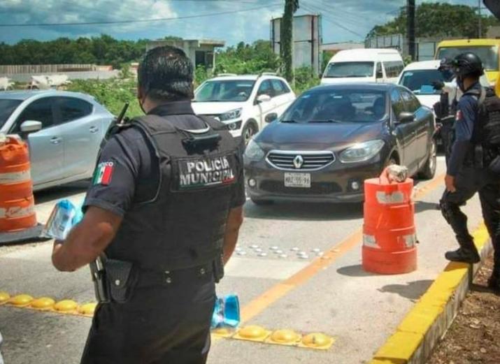 Concluyó con éxito operativo Guadalupe-Reyes en Solidaridad