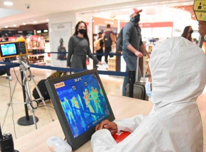 Aeropuerto de Cancún suma en tres días más de 1,200 vuelos