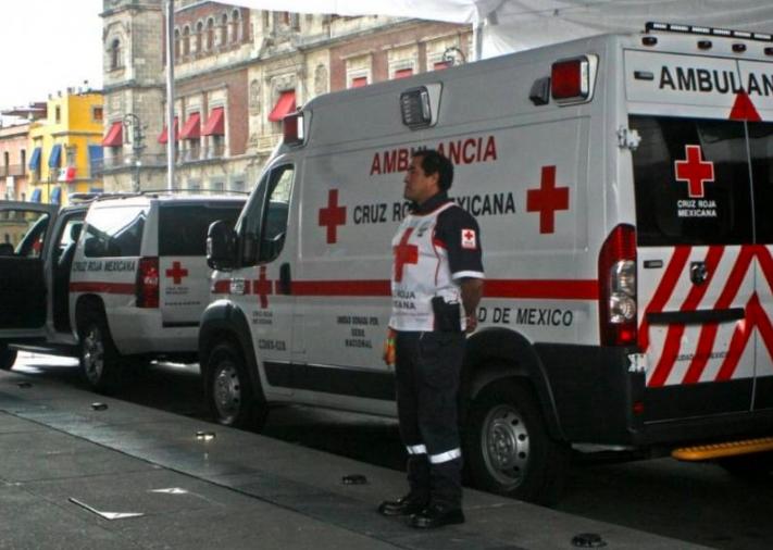 Cruz Roja exigen ser vacunados y amaga con deja de dar servicios a pacientes Covid
