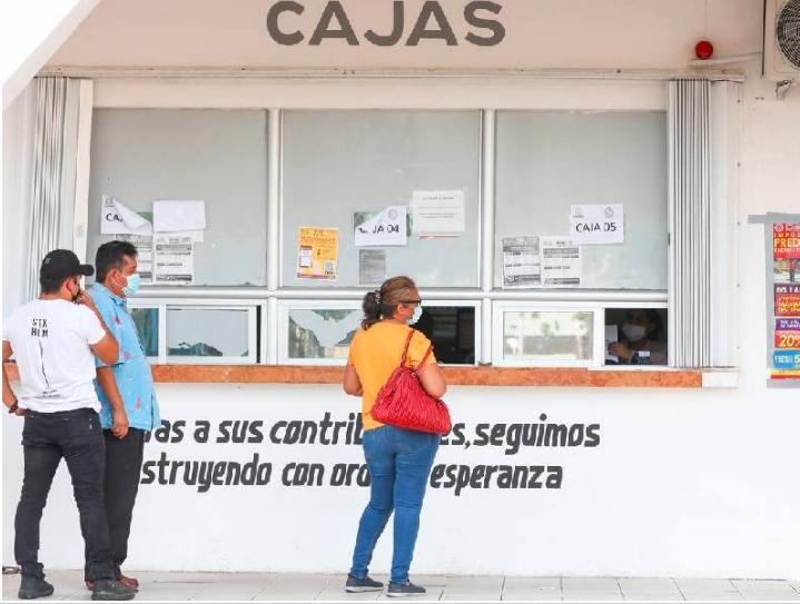 Laura Beristain agradece confianza de los solidarenses al pagar su predial 2021