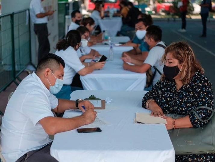 Gobierno de Benito Juárez comprometido con vinculación laboral