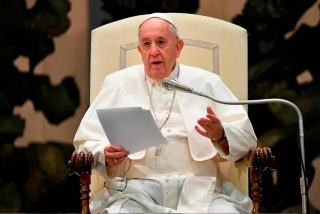 """Pide papa Francisco proteger """"valores democráticos"""" tras violencia en Washington"""