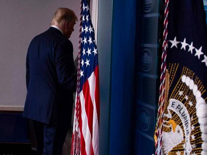 Trump abandonará la Casa Blanca ante la llegada de Biden