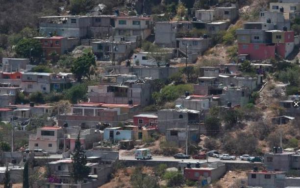 Se incendia asentamiento irregular en Querétaro