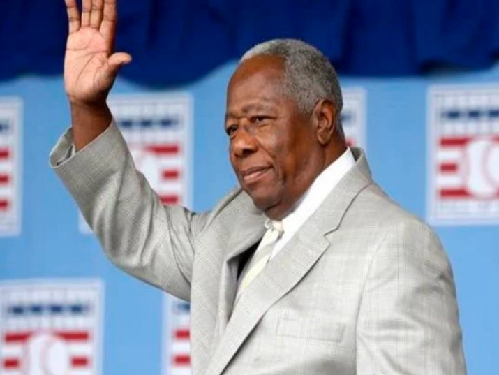 Hank Aaron, legendario beisbolista, fallece a sus 86 años de edad